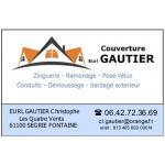 Eurl GAUTIER Christophe  Artisan couvreur à Ségrie Fontaine